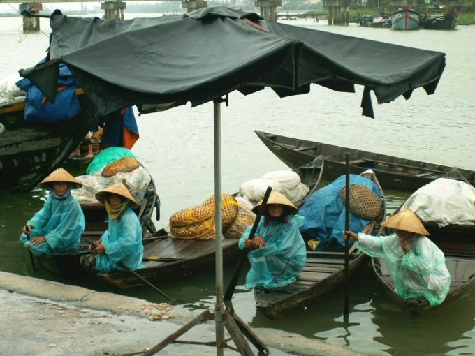 voyage, vietnam, hoi an
