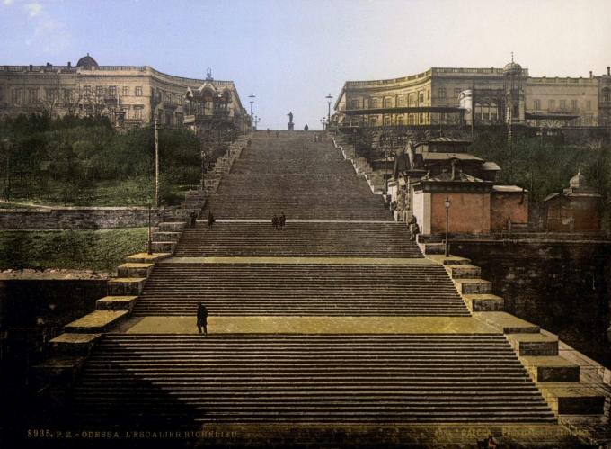ukraine, odessa, film,potemkine, eisenstein, escalier