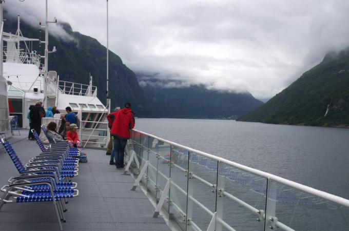 voyage, norvege, geirangerfjord