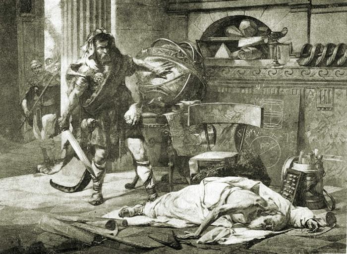 Edouard_Vimont_(1846-1930)_Archimedes_death.jpg