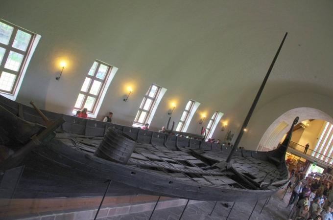 voyage, norvège, oslo, viking, vigeland