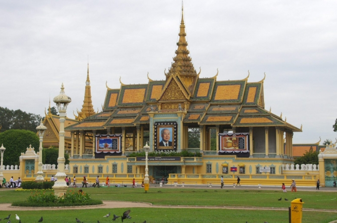 croisière,mékong,cambodge,phnom penh