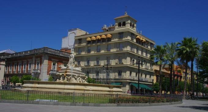 voyage, andalousie, espagne, seville
