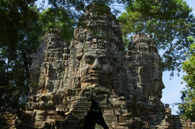 voyage,cambodge,siem reap,angkor