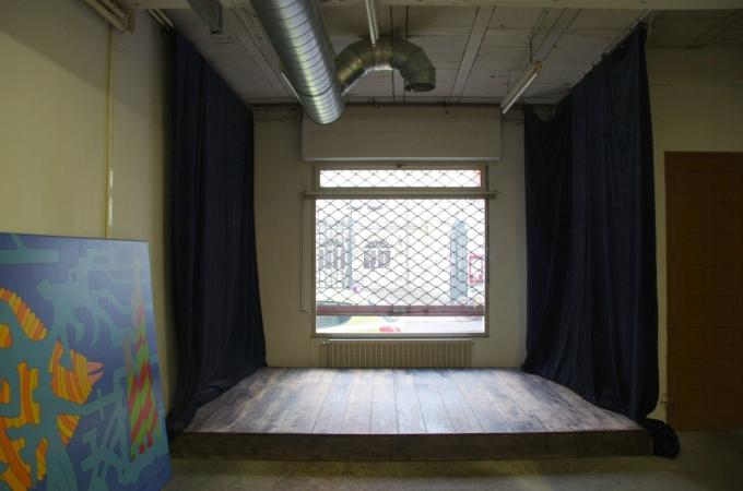 exposition, peinture, nico nu, tours