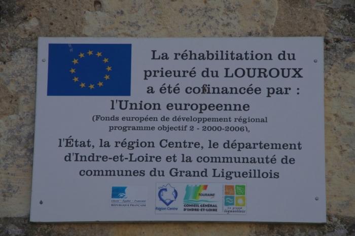 le louroux,prieuré,etangs,delacroix