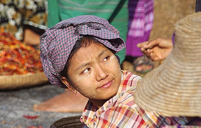 birmanie,femmes