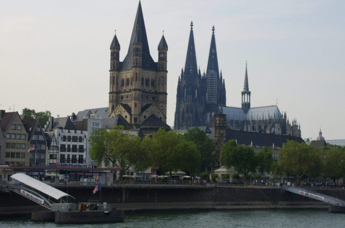 croisiere, rhin, croisieurope, allemagne, cologne