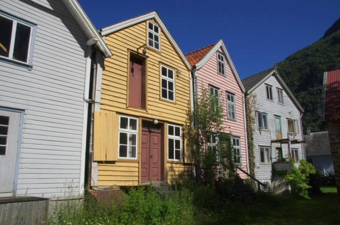 voyage, norvege, aurlandsfjord