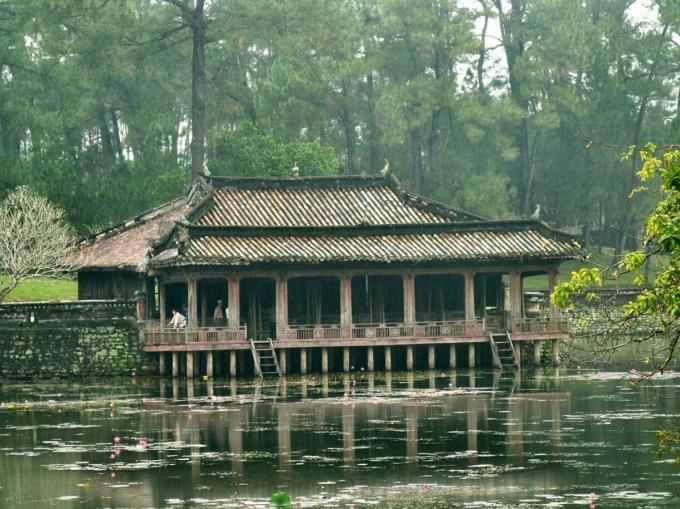 voyage, vietnam, huê
