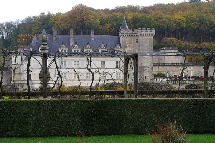touraine,chateau,villandry