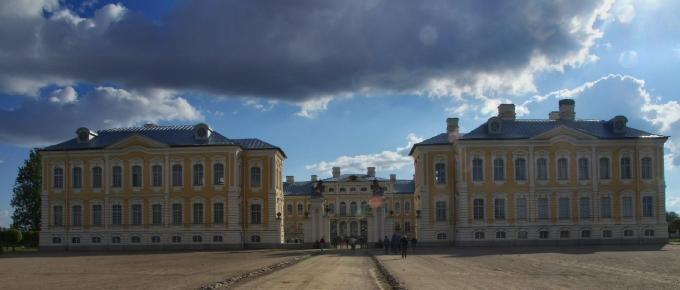voyage, lituanie, lettonie, rundale, riga