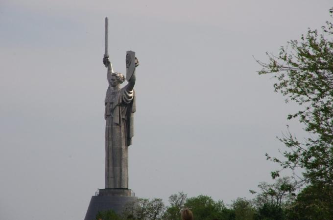 croisiere, dniepr, ukraine, kiev