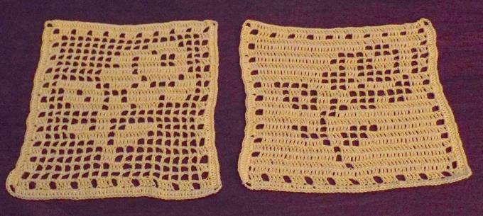 crochet, dentelle, rideaux