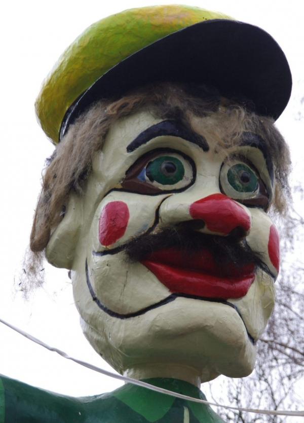 carnaval, chars, manthelan