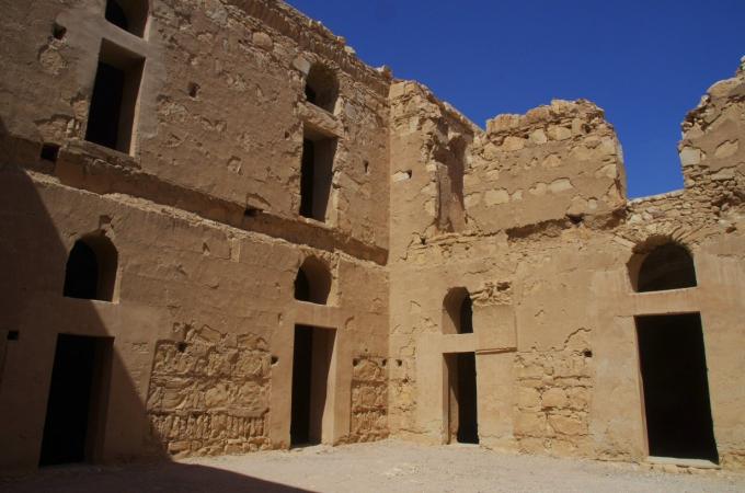 voyage,jordanie,chateaux,azraq,amra