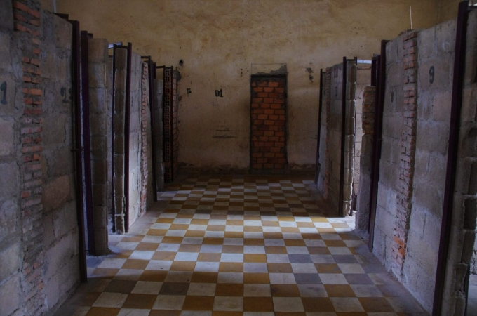 cambodge, tuol sleng, s 21, khmers rouges