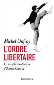 livre, onfray, camus, philosophie