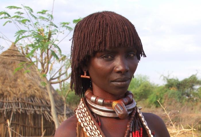 ethiopie,vallée de l'omo,tribus