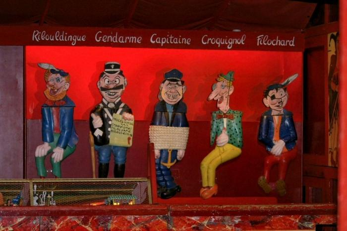 paris,musée,arts forains
