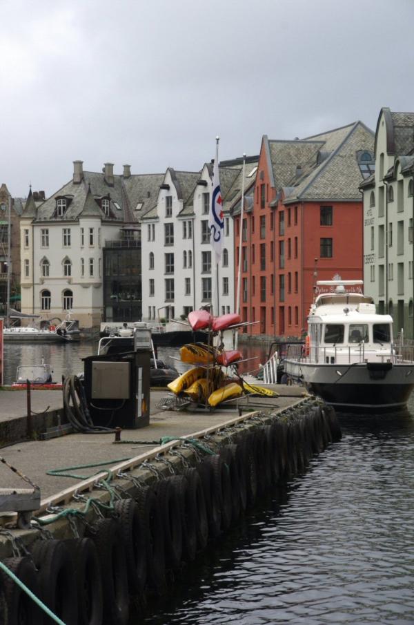 voyage,norvege,alesund