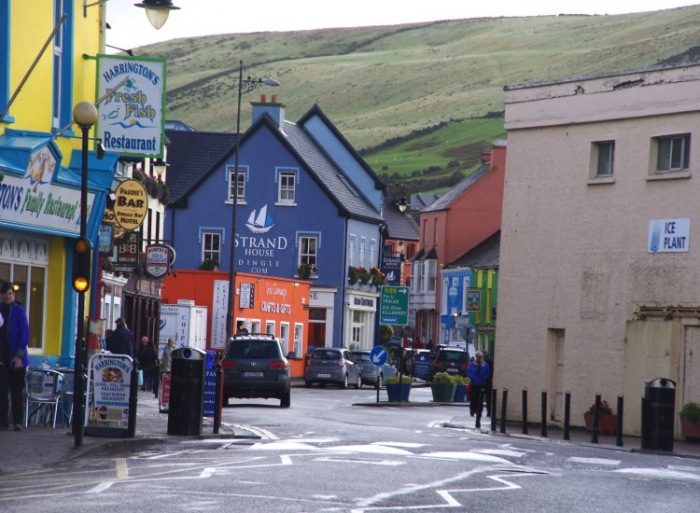 voyage,irlande,dingle