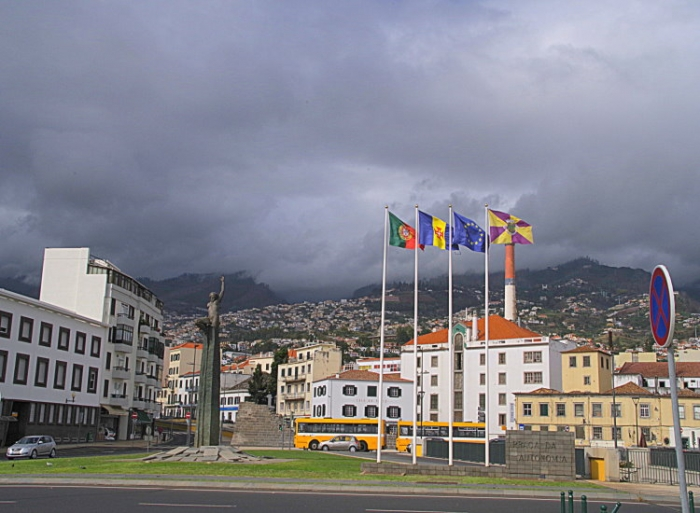 voyage,madere,funchal