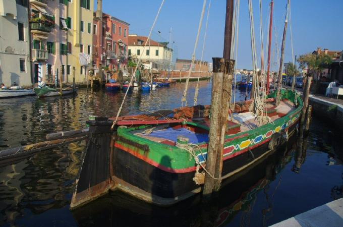 voyage, italie, ferrare,chioggia