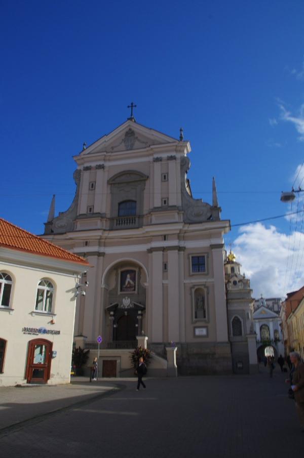 voyage, lituanie, vilnius