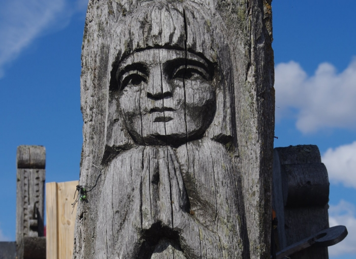 lituanie,siauiai, colline des croixl