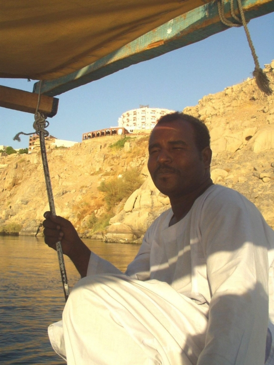 voyage, egypte, assouan, iles elephantines