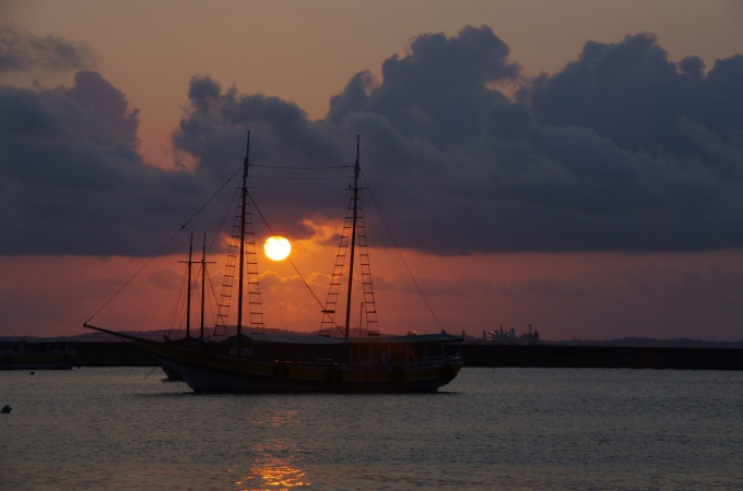 voyage, bresil