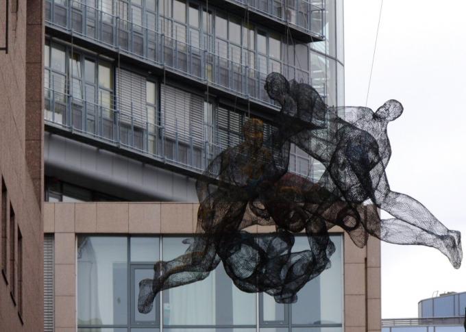 voyage, norvège, oslo, sculptures