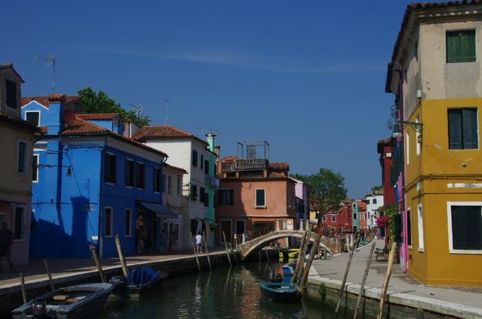 voyage, italie, murano, burano