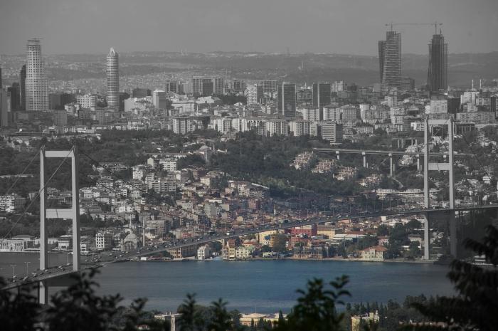 photos, voyage, istanbul, turquie