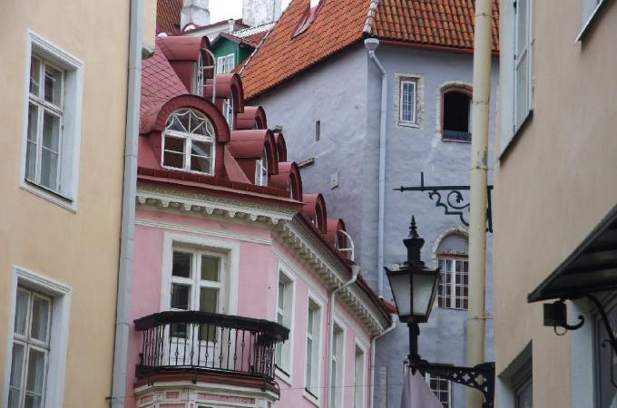 voyage, estonie, tallinn
