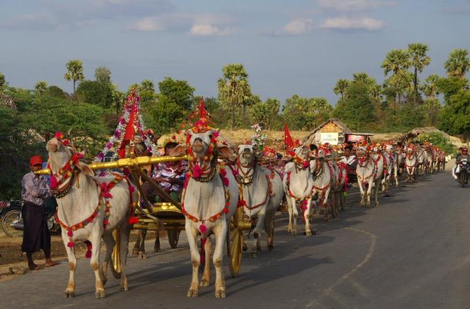 voyage, birmanie
