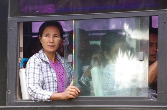 voyage, birmanie, yangon
