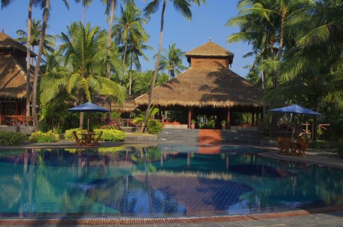 voyage, birmanie, Ngwe Saung