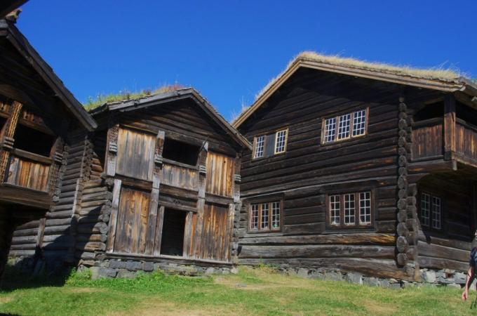 voyage, norvege, lillehammer,maihaugen