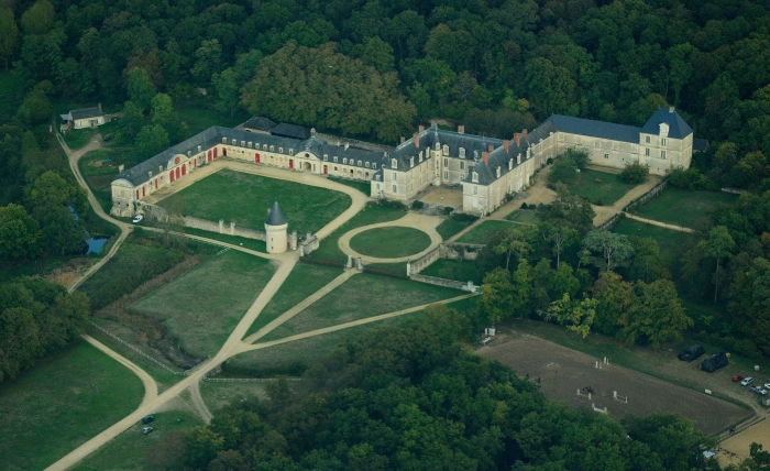 touraine,chateau,gizeux